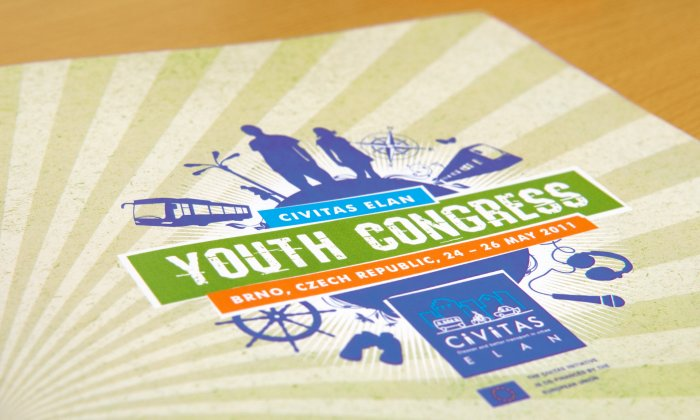 Cover Youth Congress Rätselheft