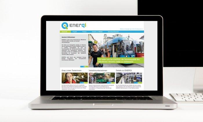 ENERQI Website