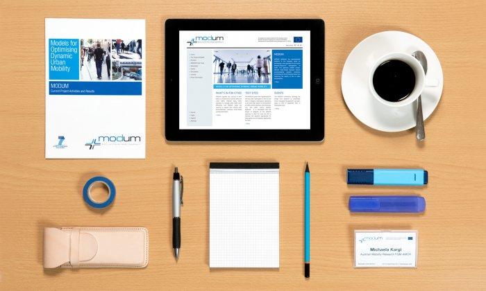 MODUM Corporate Design