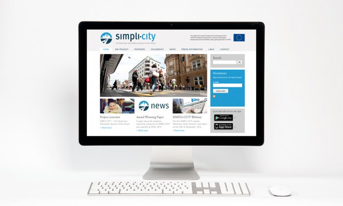 Website SIMPLI-CITY