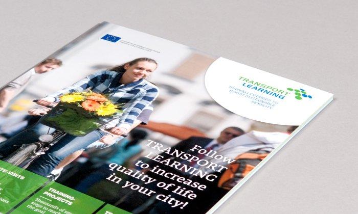 Transport Learning brochure cover