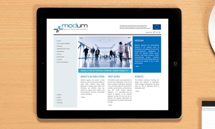 MODUM Webpage 02