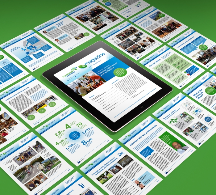 TRANSPORT LEARNING e-magazine pages EN